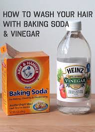 how to wash your hair with baking soda and vinegar better than shoo