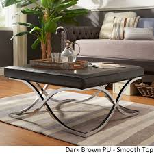 topic to seagrass round coffee table neat as ottoman and leather pottery