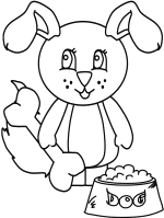 nursery rhyme coloring pages