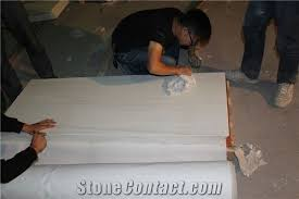 bianco dolomite marble high quality countertop