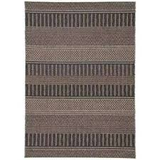 8 by 10 outdoor rugs jet black 8 ft x ft geometric indoor outdoor area rug 8 by 10 outdoor rugs