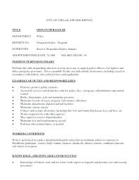 Dispatcher Resume Samples Dispatcher Resume Objective Paknts Com