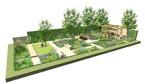 Small Picture Residential Garden Design Alluring Garden Design Drawing Home