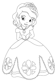 Small Picture Disney Jr Coloring Pages Coloing Page For Kids 2372