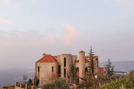 Pyramid Houses The Sensational Architecture Of The Strangest Village In Lebanon