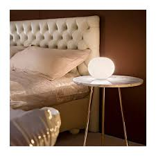 flos glo ball table lamp y53 in wow home design style with flos