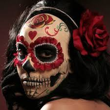 sugar skulls are a beautiful part of the day of the dead celebrations and we ve created a gallery of y sugar skull makeup designs to inspire you