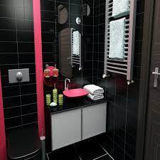Black And Red Bathroom Ideas - [peenmedia.com]