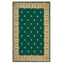 home decorators collection windsor hunter green 8 ft x 11 ft area rug
