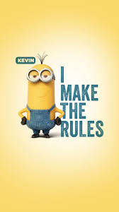 minions iphone wallpaper kevin
