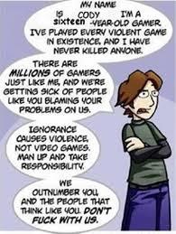 video games make people violent essay do video games make people violent essay