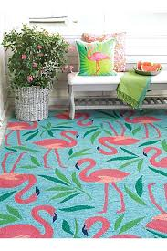 cool outdoor rug turquoise beach house rugs fancy flamingo indoor outdoor rug turquoise outdoor rug 8