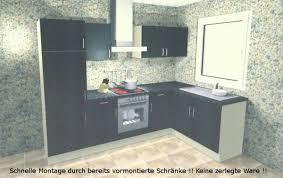Captivating Einbauküche MANKAGRIGIO 3 Anthrazit/Vanille Küchenzeile L Form Küche 285 X  165 Cm