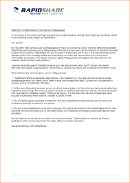 Attractive Resume Closing Statement Examples Illustration