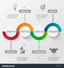 Infographic Design Template And Marketing Icons Template