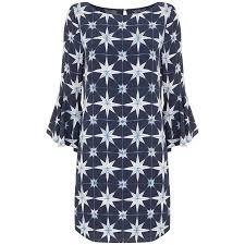 Mint Velvet Natalie Print Dress Dresses Dresses Jarrolds
