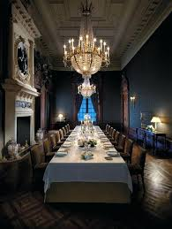 luxury dining room. Luxury Dining Room Interiors Images Hotel Design Interior For Big Family With Table Sets