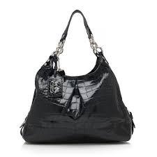 Coach Madison Embossed Exotic Maggie Shoulder Bag