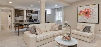 Basement Living Rooms Creative Cool Decorating Ideas