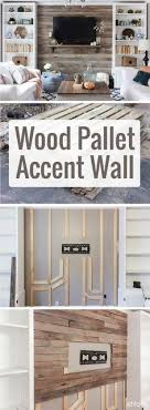 diy living room furniture. drastically change the look and feel of your living room with a beautiful wood pallet accent diy furniture