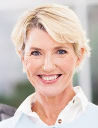short cute hairstyles for women over 60