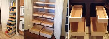 custom pull out shelves cabinet refacing pa nj delaware