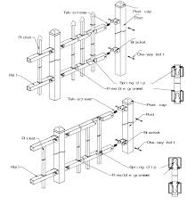 commercial chain link fence parts. Pg-install.jpg Commercial Chain Link Fence Parts L