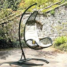 outdoor hanging chairs chair canada