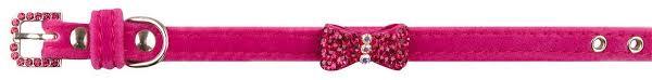 "Ошейник для <b>собак</b> ""<b>Dezzie</b>"", цвет: розовый, обхват шеи 18-23 см ..."