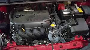 2012-2016 Toyota Yaris 1NZ-FE 1.5L I4 Engine Idling After Oil Change ...