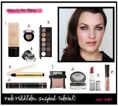 kate middleton everyday makeup tutorial kate middleton