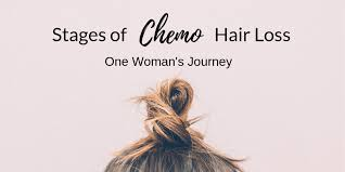 the many phases of chemo hair loss