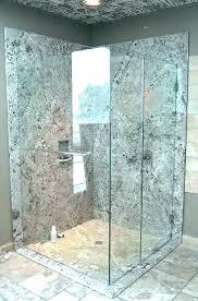 natural stone tile shower rock walls swanstone surrounds showe cultured stone shower