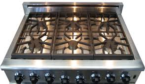 industrial stove for home. Perfect Stove Top Burners On The American Range Heritage Classic 36 Inch Six Burner Model With Industrial Stove For Home