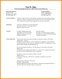 Resume For Civil Engineering Fresh Graduate | My Resume Central