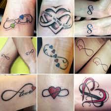 Tatuaggio Infinito Significato E 160 Immagini A Cui Ispirarsi