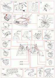 Volvo 940 1993 wiring diagrams wiring center