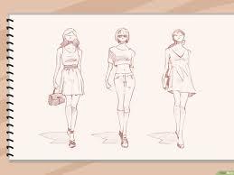 Karena sketsa model busana akan lebih mudah, karena sketsa membantu anda menyederhanakan pencarian bahan, warna kain, ukuran kain. Sketsa Desain Baju