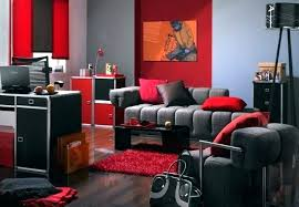 red and gray color scheme living room turquoise bedroom black grey brown r