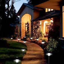 Amazoncom  Gama Sonic Barn Solar Outdoor LED Light Fixture Solar Exterior House Lights