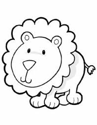 Small Picture Hippo smiling cartoon animals coloring pages for kids printable