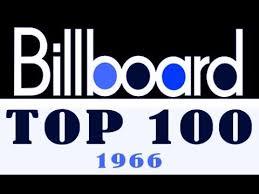 Pop Charts 1966 Billboard Top 100 Of 1966