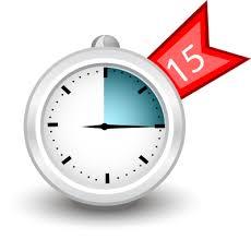 Transparent Timer 15 Minute Transparent Png Clipart Free