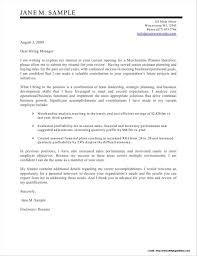 Cover Letter Demand Planner Position Cover Letter Resume