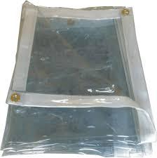 heavy duty clear tarps 30 mil clear