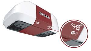how to set up a liftmaster chamberlain