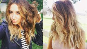 Beach Wave Hair Style this new tutorial will give you chic wavy hair like lauren conrad 6524 by wearticles.com
