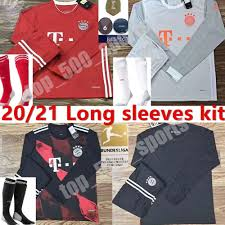 It will then be available to purchase from the adidas web store and select stockists beginning on august 17. 2020 New 20 21 Sane Lewandowski Bayern Munich Home Away 3rd Long Sleeves Soccer Jersey 2020 2021 Football Shirt Nianzou Munchen Men Kit Uniform From Top 500 Sports 11 92 Dhgate Com