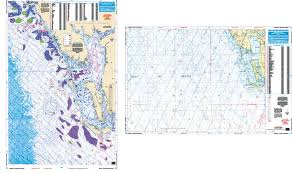 Fishing Charts Mapping Gps Coordinates Waterproof Offshore Fishing Chart Sanibel To Venice Gps