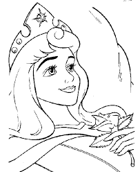 Small Picture Sleeping Beauty Coloring Page Print Sleeping Beauty pictures to
